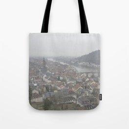 Heidelberg Mist Tote Bag
