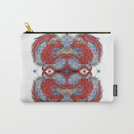 Fire Dragon Love Carry-All Pouch