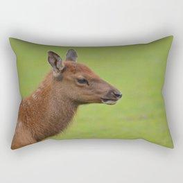 Baby Elk Rectangular Pillow