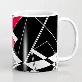 Abstract Geometric 6 Coffee Mug