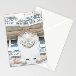 Parisian Architecture Splendor Stationery Cards