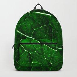 LEAF STRUCTURE GREENERY Backpack