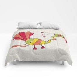 Greenish Turrrkey Comforters