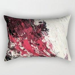 The Blackening (Alchemy; phase one) Rectangular Pillow