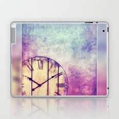 AS TIME GOES BY Laptop & iPad Skin