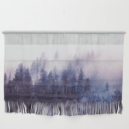 Misty Space Wall Hanging