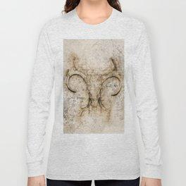 Skulled Oddity Long Sleeve T-shirt