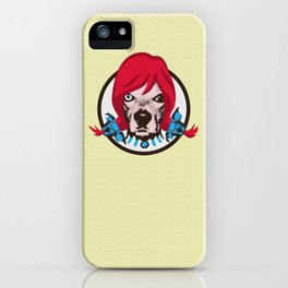 THE BUDDIE x WENDY'S iPhone Case