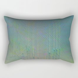 Apoptosis Rectangular Pillow