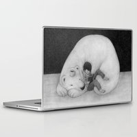sofa Laptop & iPad Skins featuring Sofa by Satoshi OTA
