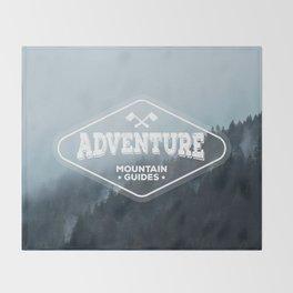 Adventure Throw Blanket