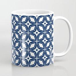 Starburst - Navy Coffee Mug