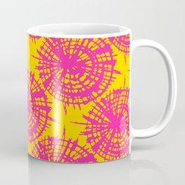 Grapefruit Fusion Tie Dye - Rasha Stokes Coffee Mug