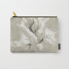 Wild forest flower sketch Carry-All Pouch