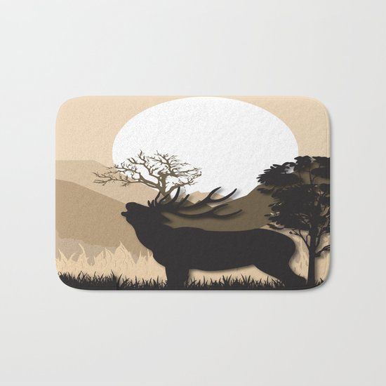 My Nature Collection No. 62 Bath Mat