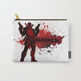 Bloody Mess Carry-All Pouch