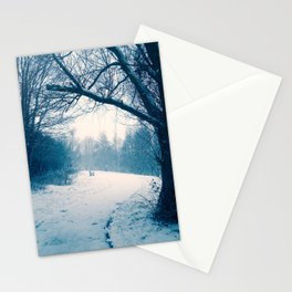 Twilight Forest Stationery Cards