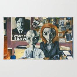 X-Files - Agent Grey Rug