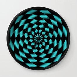 Tessellation 1 Wall Clock