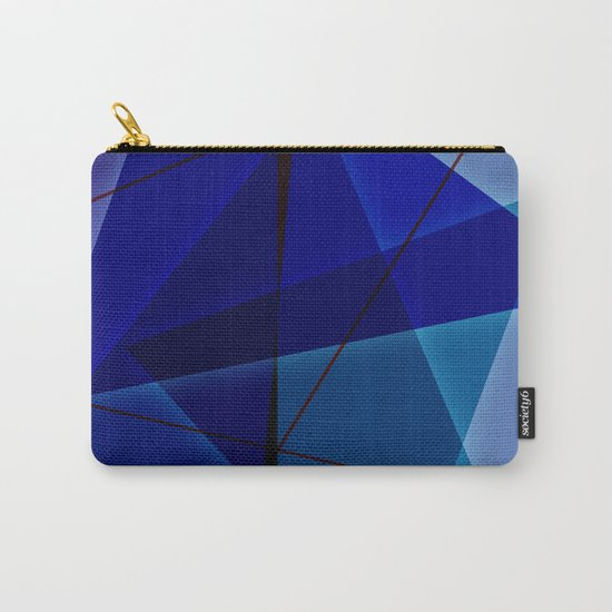Abstract #420 Carry-All Pouch
