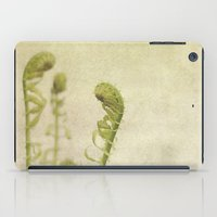 fern iPad Cases featuring Fern by Pure Nature Photos
