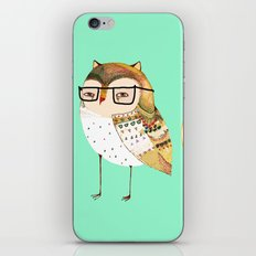The Cutest owls. iPhone & iPod Skin