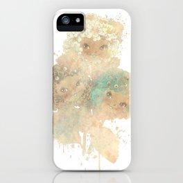 Twee Posy iPhone Case