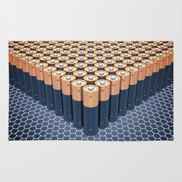 Batteries Rug