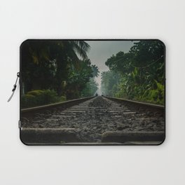 Railroad Track Laptop Sleeve