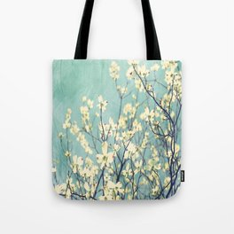 Purely Spring Tote Bag