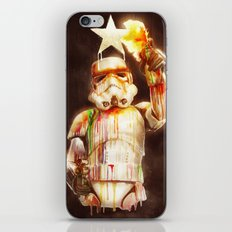 Star Wall II iPhone & iPod Skin