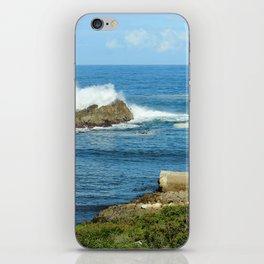 Crashing Waves iPhone Skin