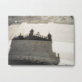 Belem Tower Lisbon Metal Print