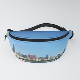 Chicago Skyline With Sears Tower Fanny Pack