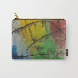 Vandalized Beauty Carry-All Pouch