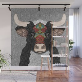 Billy the bull Wall Mural