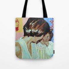 Pat Joy Tote Bag