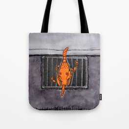 Breakout Octopus Tote Bag