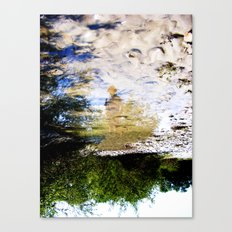 Lonely Counterpart Canvas Print