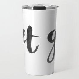 Let Go Travel Mug