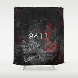 k2 8611 Shower Curtain