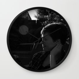 Daydreaming Wall Clock