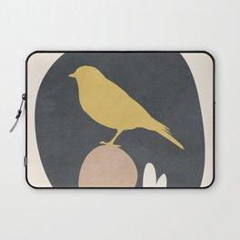 Cute Little Bird II Laptop Sleeve
