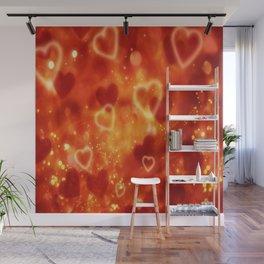 Herz an Herz Wall Mural