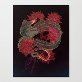 Astral Candy - Dusty Canvas Print
