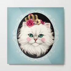 Cat Series I Metal Print