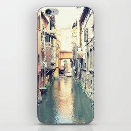 Italian Canal iPhone Skin