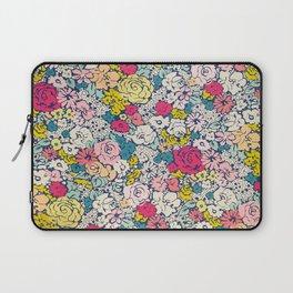 Vintage flowers Laptop Sleeve