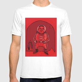 Smokebreak on Mars T-shirt
