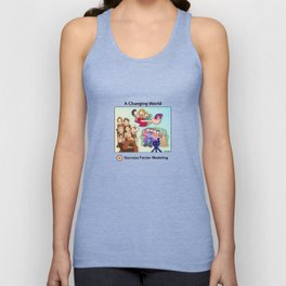 A Changing World Unisex Tank Top